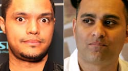 Russell Peters Prank Says 'Daily Show' Host Lifted His