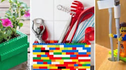 18 Genius Ways Lego Can Make Your Life