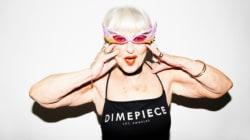 Baddie Winkle: la star de la nouvelle campagne de LA brand Dimepiece a 86