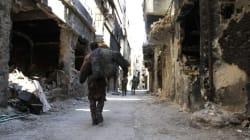 Le régime syrien se prépare à une opération militaire à