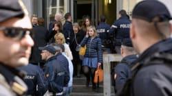 Une fusillade au tribunal de Milan fait 3