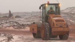 Des Innus en mission européenne contre la minière