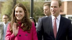 Kate è pronta. E William chiede