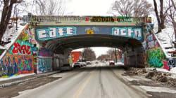 Graffitis et colonisation de