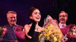 «Jouer à Broadway, c'est comme être une athlète!» - Vanessa