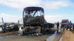 31 morts et 9 blessés dans un accident d'autocar au