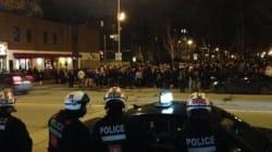 Des centaines d'étudiants manifestent à