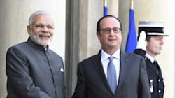 India Orders 36 Rafale Fighter Jets During Modi's Visit To