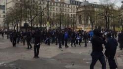 Incidents entre supporteurs bastiais et gendarmes mobiles dans