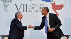 Obama et Castro se rencontrent officiellement au