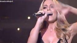 Edurne vuelve a cantar 'Amanecer' en directo: ¿Mejor o peor?