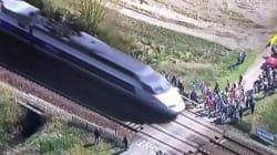 La SNCF porte plainte après l'agissement