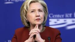 Les dossiers que les adversaires d'Hillary Clinton vont utiliser pour