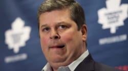 Toronto Maple Leafs GM