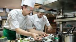 Ils préparent de beaux et bons plats mais... que mangent les grands chefs au