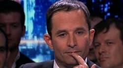 VIDÉO - Les longs silences de Benoît Hamon interrogé sur le