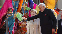 Modi Unleashes Make In India Lion In Germany; Pledges Stable, Transparent Tax