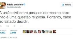 Padre Fábio de Melo dá uma lição contra a homofobia em 6