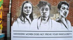 Le projet d'une artiste pour lutter contre le harcèlement de