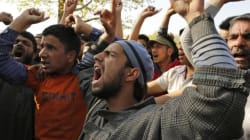 Protests In J&K Over Killing Of Youth, Separatist Leaders Yasin Malik, Masarat Alam
