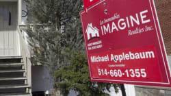 L'ex-maire Michael Applebaum, agent immobilier dans