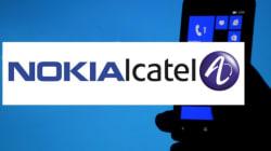 L'action du français Alcatel-Lucent a bondi de 17% parce