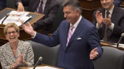 Ontario Won't 'Slash And Burn' To Balance Budget: