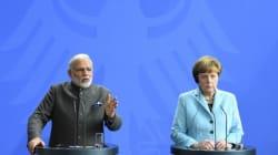 Modi: India To Establish Mechanism to Aid German