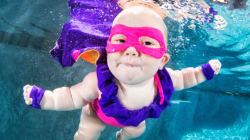«Underwater Babies», le projet ultra-mignon de Seth Casteel