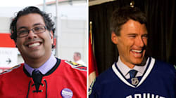 Nenshi Asks Flames Fans' To Choose Mayors'