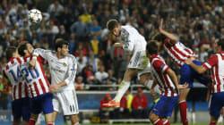 Oblak mantiene vivo al Atlético ante el Madrid