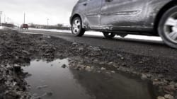 CAA-Québec dévoile les 10 pires routes au