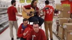 D'ex-employés du Target
