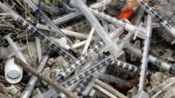 Un programme d'échange de seringues en prison