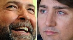Trudeau Open To NDP Coalition, But Not With Mulcair As