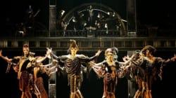 La danseuse Maria Abashova lève le voile sur le ballet Anna