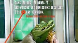 Les affiches de la RATP détournées contre le