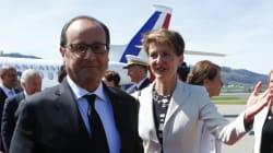 En Suisse, Hollande estime que la brouille fiscale