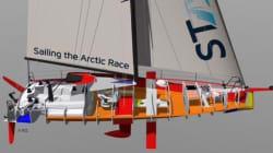 «Sailing the Arctic Race», une course à la voile en Arctique dès