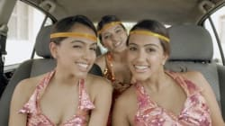 WATCH: 3 Indian Women Race Past Bollywood's Musical Milestones Sitting Inside A