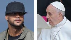 Booba se compare au Pape