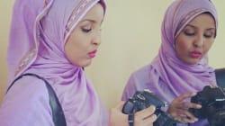 Cette jeune somalienne utilise Instragram pour montrer une autre image de son