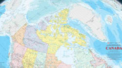 The New Map Of Canada Shows More Arctic Sea Ice Than 9 Years
