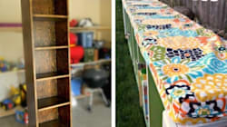 Brilliant Upcycling Ideas To Jazz Up Your Kid's