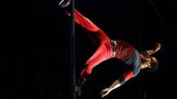 Vie de cirque: Un cirque équestre à Baie-Saint-Paul cet