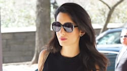 Amal Clooney Gets In The Spring