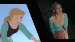 Entre hier et aujourd'hui, les contes Disney n'ont pas beaucoup