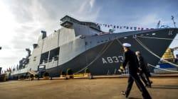 Des marins étrangers accusés d'agression sexuelle au