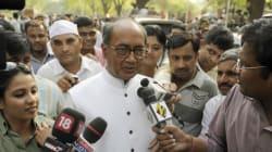 Digvijay Singh Slams Obama's Praise For