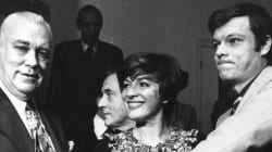 Anne-Marie Peysson est